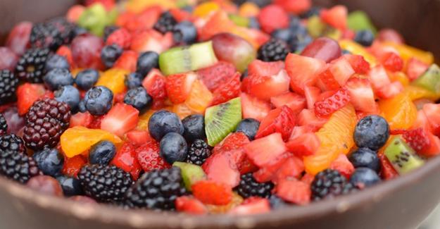 fruitdieet afvallen