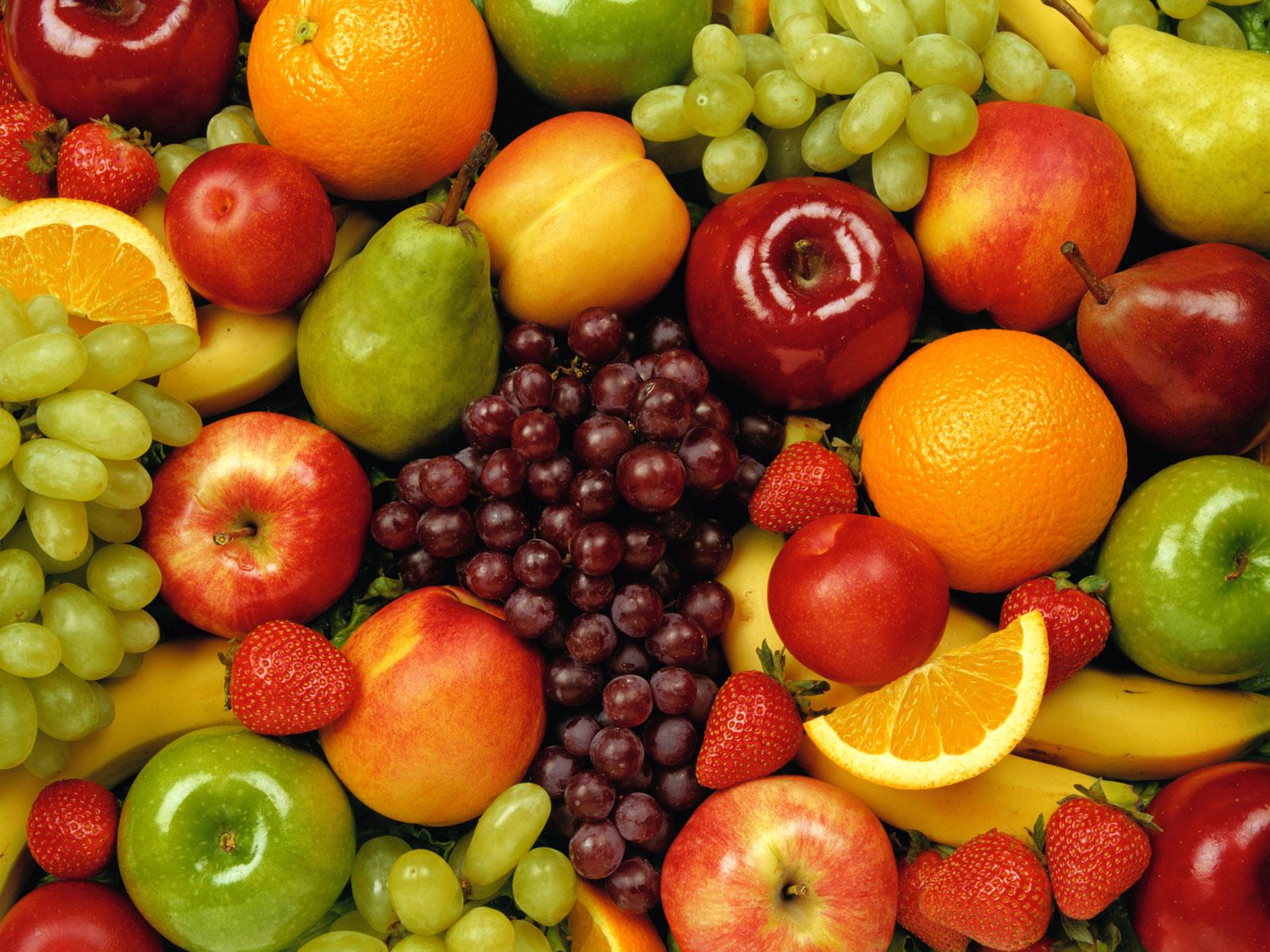 afvallen met fruitdieet