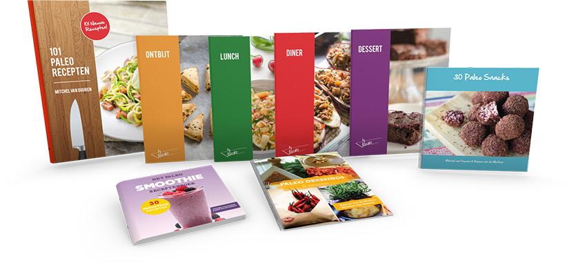 Het Paleo Dieet Recepten Boek