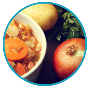 recepten dieet soep
