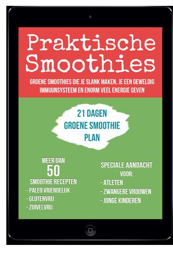 Praktische smoothies | Groene Smoothies