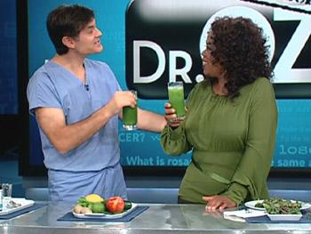 Groene Smoothie Oprah