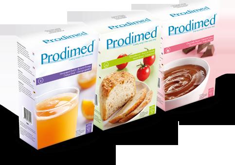 prodimed-dieet-stack