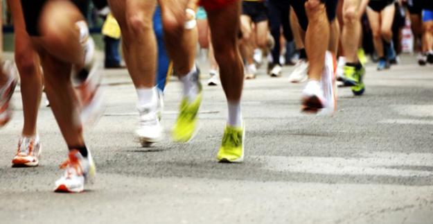 ga hardlopen bij afslanken dieet