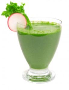 Groene Smoothie En Paleo