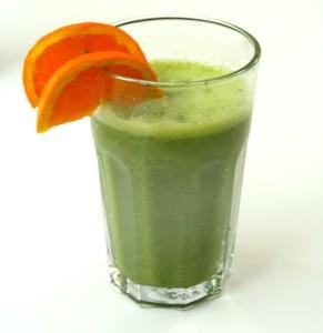 Smoothie Dieet Voorbeeld Glas