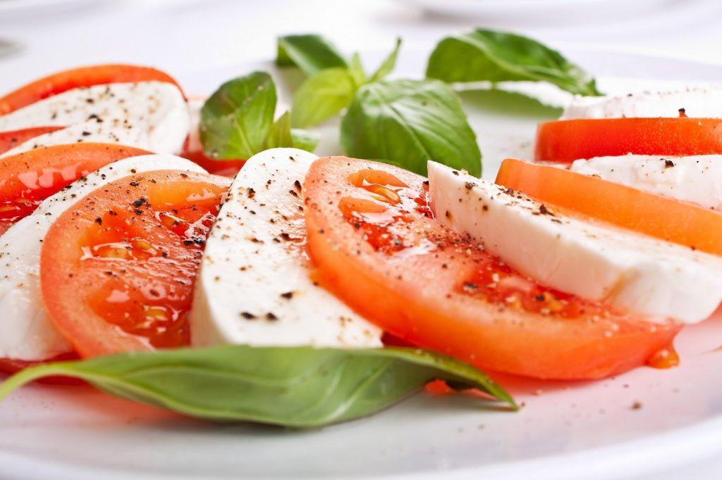 mozzarella gezond