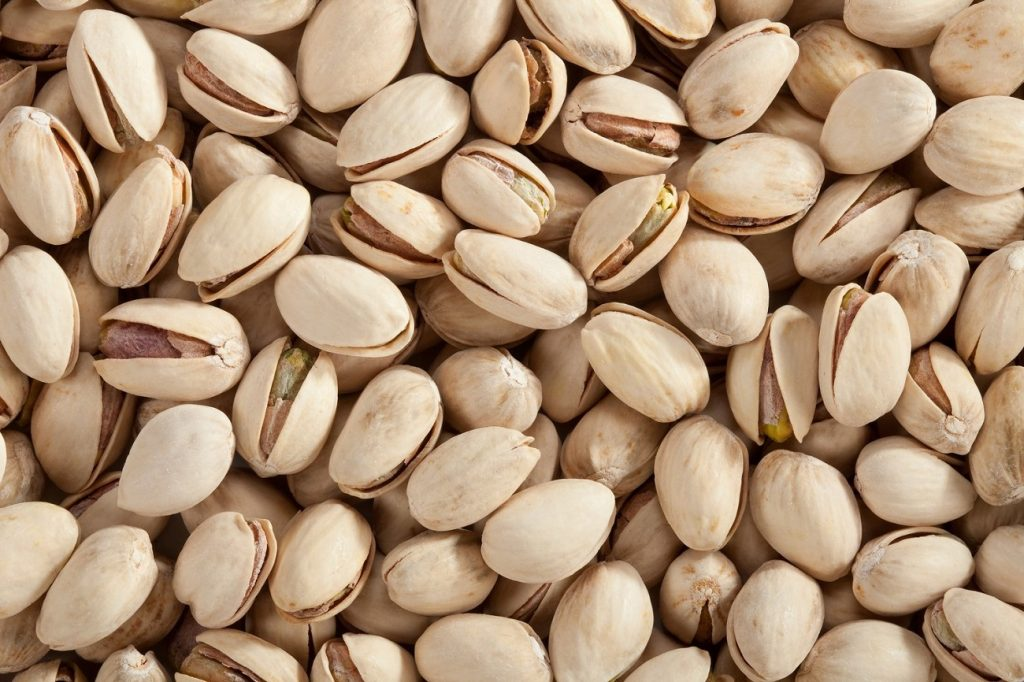 pistachenoten gezond