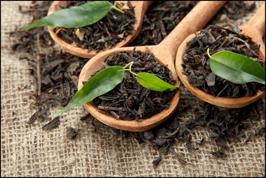 zwarte thee gezond
